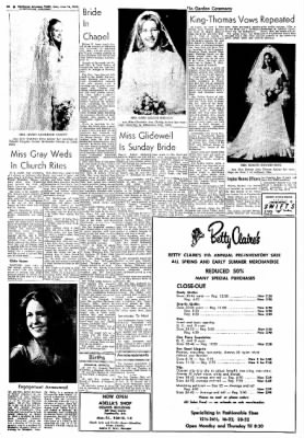 Northwest Arkansas Times from Fayetteville, Arkansas on June 16, 1974 · Page 10