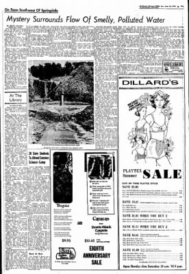 Northwest Arkansas Times from Fayetteville, Arkansas on June 16, 1974 · Page 13