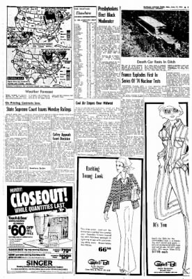 Northwest Arkansas Times from Fayetteville, Arkansas on June 17, 1974 · Page 3