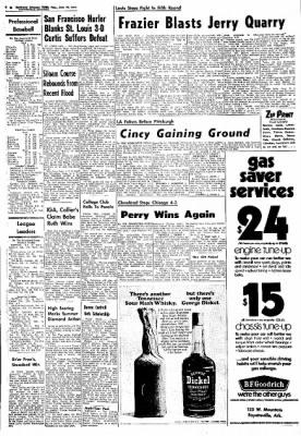 Northwest Arkansas Times from Fayetteville, Arkansas on June 18, 1974 · Page 8