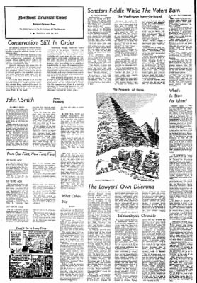 Northwest Arkansas Times from Fayetteville, Arkansas on June 20, 1974 · Page 4