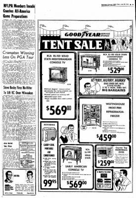 Northwest Arkansas Times from Fayetteville, Arkansas on June 20, 1974 · Page 15