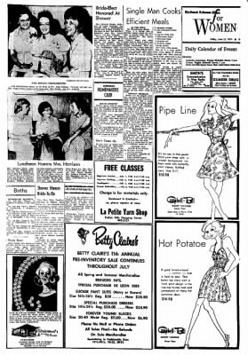 Northwest Arkansas Times from Fayetteville, Arkansas on June 21, 1974 · Page 3