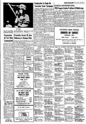 Northwest Arkansas Times from Fayetteville, Arkansas on June 22, 1974 · Page 3