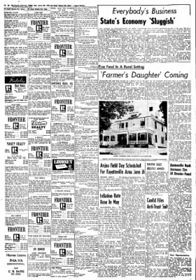 Northwest Arkansas Times from Fayetteville, Arkansas on June 22, 1974 · Page 12