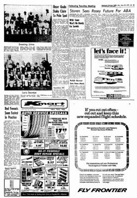 Northwest Arkansas Times from Fayetteville, Arkansas on June 23, 1974 · Page 15
