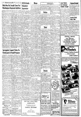 Northwest Arkansas Times from Fayetteville, Arkansas on June 26, 1974 · Page 2