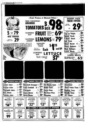 Northwest Arkansas Times from Fayetteville, Arkansas on June 26, 1974 · Page 11