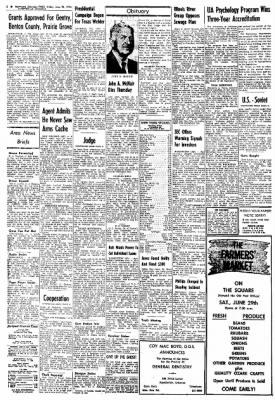 Northwest Arkansas Times from Fayetteville, Arkansas on June 28, 1974 · Page 2