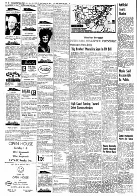Northwest Arkansas Times from Fayetteville, Arkansas on June 30, 1974 · Page 30
