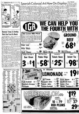 Northwest Arkansas Times from Fayetteville, Arkansas on July 3, 1974 · Page 12