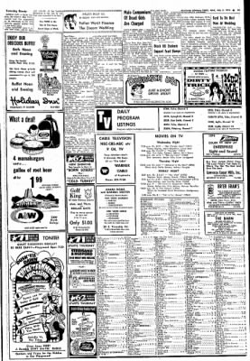 Northwest Arkansas Times from Fayetteville, Arkansas on July 3, 1974 · Page 22