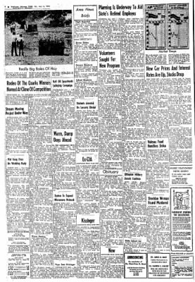 Northwest Arkansas Times from Fayetteville, Arkansas on July 6, 1974 · Page 2