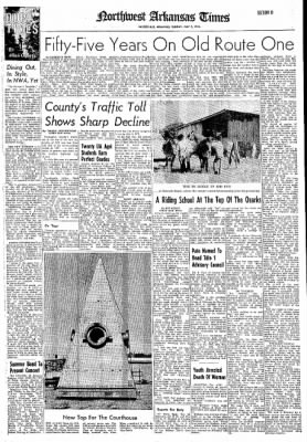 Northwest Arkansas Times from Fayetteville, Arkansas on July 7, 1974 · Page 21