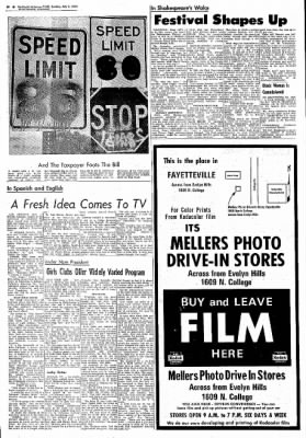 Northwest Arkansas Times from Fayetteville, Arkansas on July 7, 1974 · Page 28