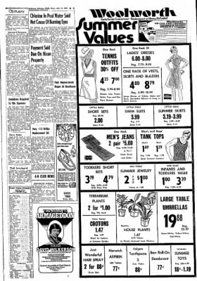 Northwest Arkansas Times from Fayetteville, Arkansas on July 11, 1974 · Page 3