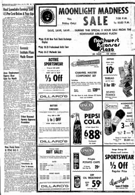 Northwest Arkansas Times from Fayetteville, Arkansas on July 11, 1974 · Page 16