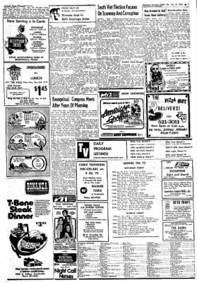 Northwest Arkansas Times from Fayetteville, Arkansas on July 13, 1974 · Page 7