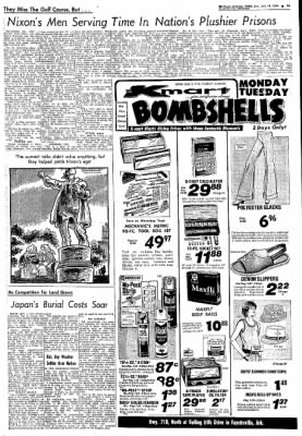 Northwest Arkansas Times from Fayetteville, Arkansas on July 14, 1974 · Page 5