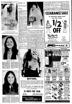 Northwest Arkansas Times from Fayetteville, Arkansas on July 14, 1974 · Page 8
