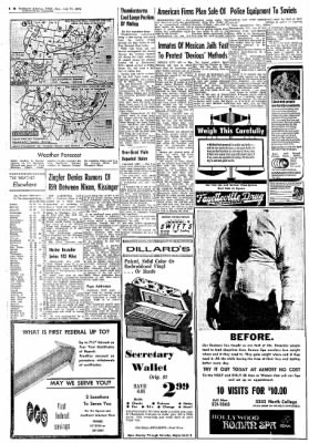 Northwest Arkansas Times from Fayetteville, Arkansas on July 15, 1974 · Page 6
