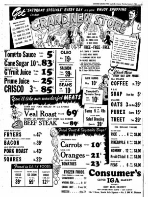 Northwest Arkansas Times from Fayetteville, Arkansas on January 3, 1952 · Page 5