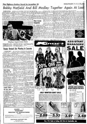 Northwest Arkansas Times from Fayetteville, Arkansas on July 17, 1974 · Page 29