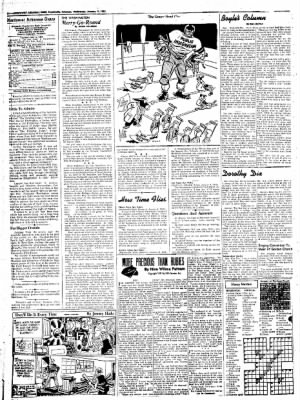 Northwest Arkansas Times from Fayetteville, Arkansas on January 9, 1952 · Page 4