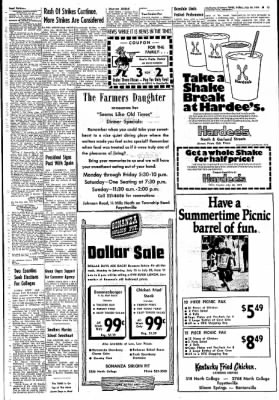 Northwest Arkansas Times from Fayetteville, Arkansas on July 19, 1974 · Page 15