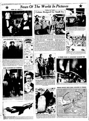 Northwest Arkansas Times from Fayetteville, Arkansas on January 15, 1952 · Page 6