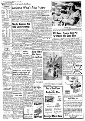 Northwest Arkansas Times from Fayetteville, Arkansas on July 23, 1974 · Page 6