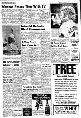 Northwest Arkansas Times from Fayetteville, Arkansas on July 23, 1974 · Page 7