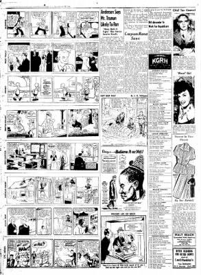 Northwest Arkansas Times from Fayetteville, Arkansas on January 19, 1952 · Page 6