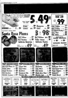 Northwest Arkansas Times from Fayetteville, Arkansas on July 24, 1974 · Page 10