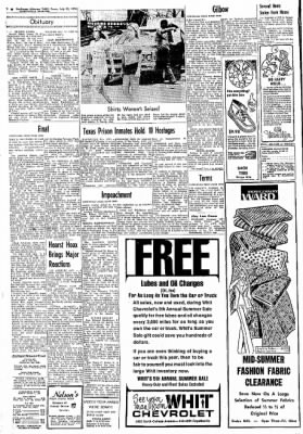 Northwest Arkansas Times from Fayetteville, Arkansas on July 25, 1974 · Page 2