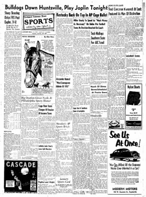 Northwest Arkansas Times from Fayetteville, Arkansas on January 29, 1952 · Page 7