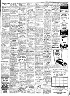 Northwest Arkansas Times from Fayetteville, Arkansas on February 1, 1952 · Page 9