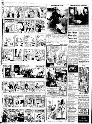 Northwest Arkansas Times from Fayetteville, Arkansas on February 7, 1952 · Page 18