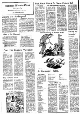 Northwest Arkansas Times from Fayetteville, Arkansas on July 31, 1974 · Page 4