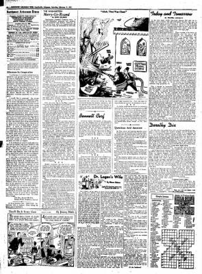 Northwest Arkansas Times from Fayetteville, Arkansas on February 9, 1952 · Page 4