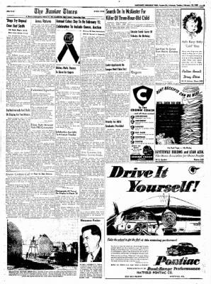 Northwest Arkansas Times from Fayetteville, Arkansas on February 12, 1952 · Page 5
