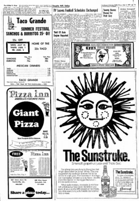 Northwest Arkansas Times from Fayetteville, Arkansas on August 1, 1974 · Page 15