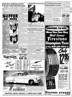 Northwest Arkansas Times from Fayetteville, Arkansas on February 13, 1952 · Page 7