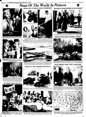 Northwest Arkansas Times from Fayetteville, Arkansas on February 13, 1952 · Page 8