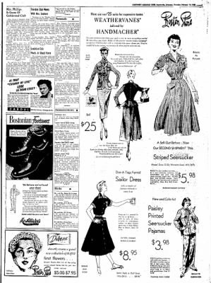 Northwest Arkansas Times from Fayetteville, Arkansas on February 14, 1952 · Page 3