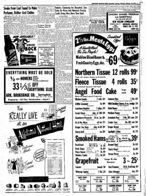 Northwest Arkansas Times from Fayetteville, Arkansas on February 14, 1952 · Page 7