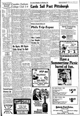 Northwest Arkansas Times from Fayetteville, Arkansas on August 2, 1974 · Page 9