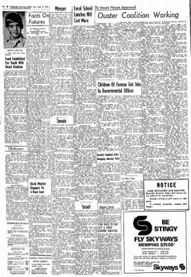 Northwest Arkansas Times from Fayetteville, Arkansas on August 4, 1974 · Page 2