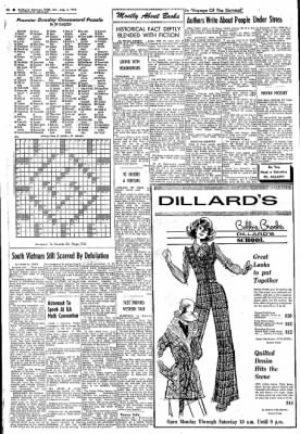 Northwest Arkansas Times from Fayetteville, Arkansas on August 4, 1974 · Page 6