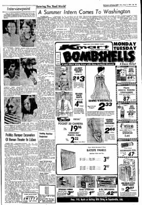 Northwest Arkansas Times from Fayetteville, Arkansas on August 4, 1974 · Page 12